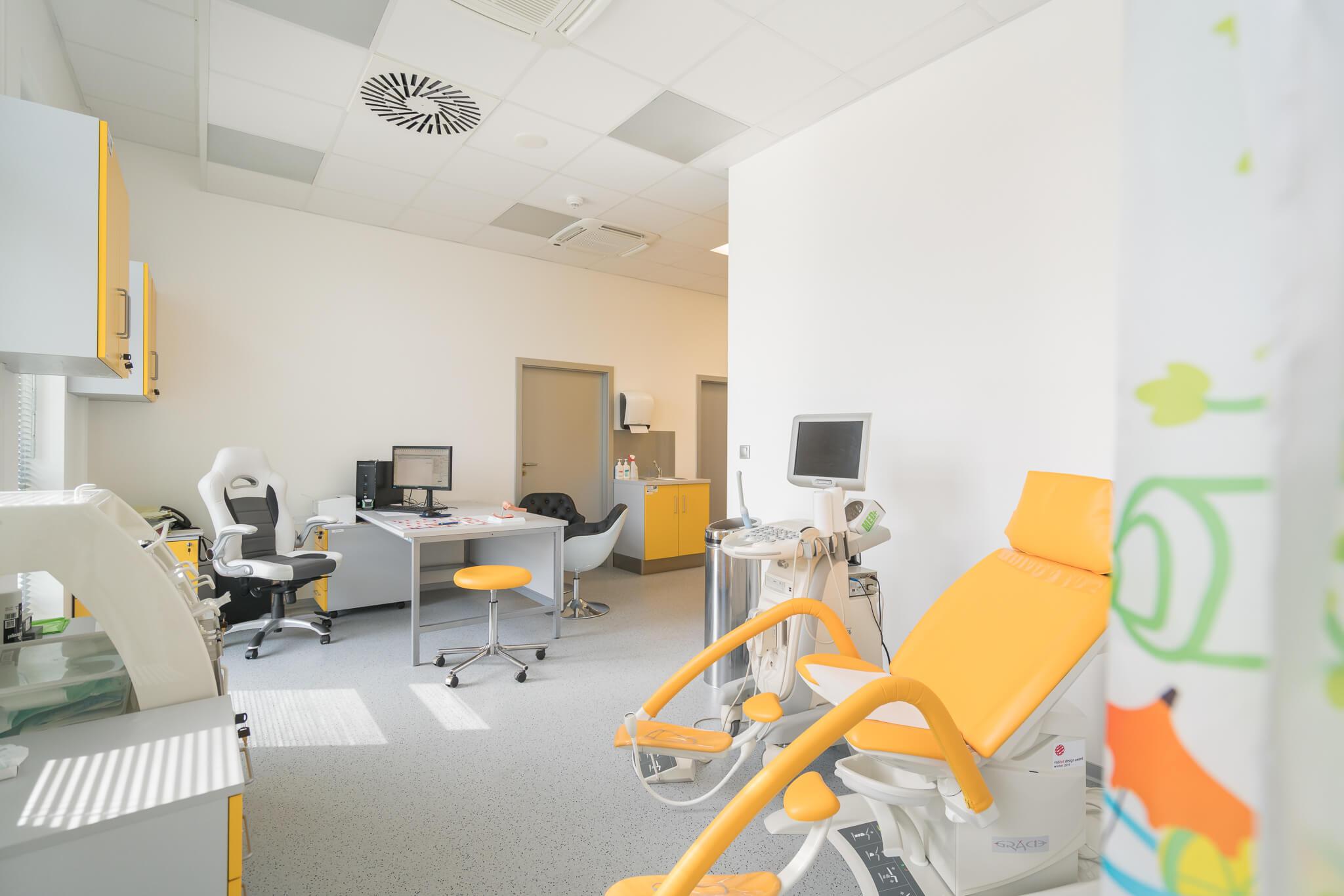 Clinique d'Ostrava