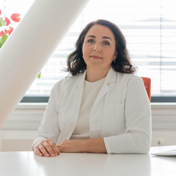 Dr. Iryna Matskula